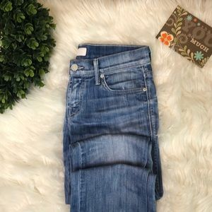 [Mother]The Rascal Cuff Fray Jeans